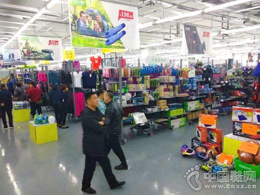 2018奥库运动户外超市终端店