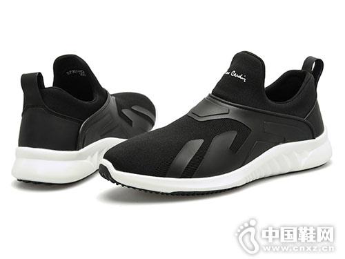 皮尔卡丹男鞋2018新款休闲运动鞋产品