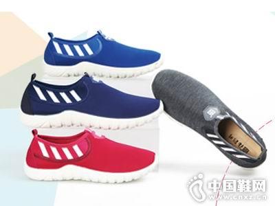 福联升2018布鞋新款产品