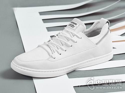 欧伦堡男鞋2018新款男休闲鞋