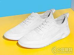 金利士男鞋2018新款休闲运动鞋