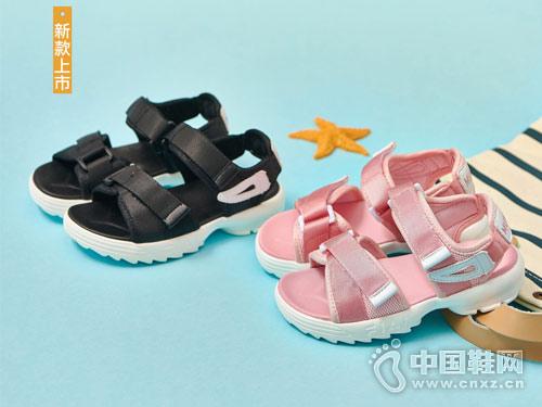 木木屋童鞋2018新款女童凉鞋