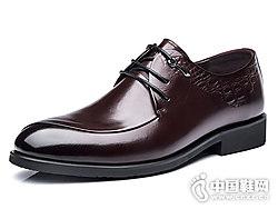 老鞋匠皮鞋2018新款正装皮鞋