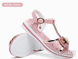 大黄蜂童鞋2018新款女童凉鞋