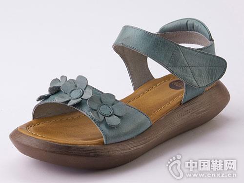 相伴手工特色鞋女凉鞋新款