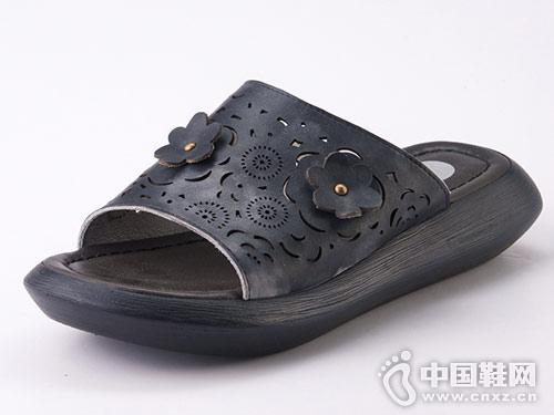相伴手工特色鞋女凉拖鞋新款