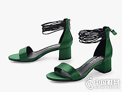 度嘉班妮男女鞋2018女凉鞋