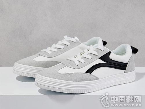 西遇男女鞋2018新款男休闲运动鞋