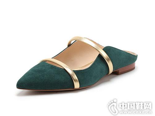 Sense1991女鞋2018新款后空涼鞋