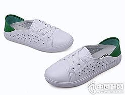 米薇卡女鞋2018新款小白鞋