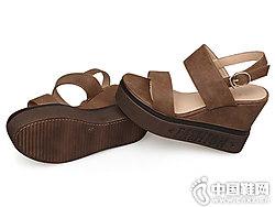 米薇卡女鞋2018新款厚底凉鞋