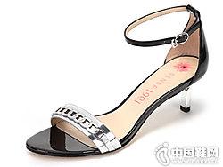 Sense1991女鞋2018新款高跟�鲂�