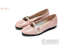 雅氏achette女鞋2018新款浅口单鞋