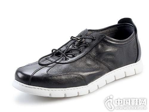 红科男鞋2018新款休闲鞋
