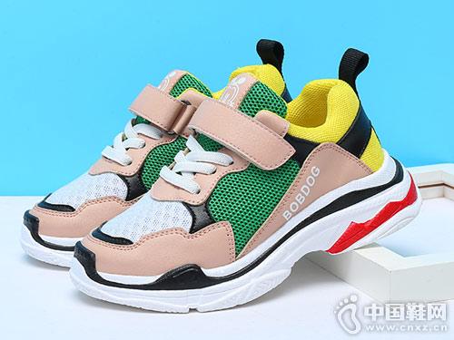 巴布豆童鞋2018新款童运动鞋