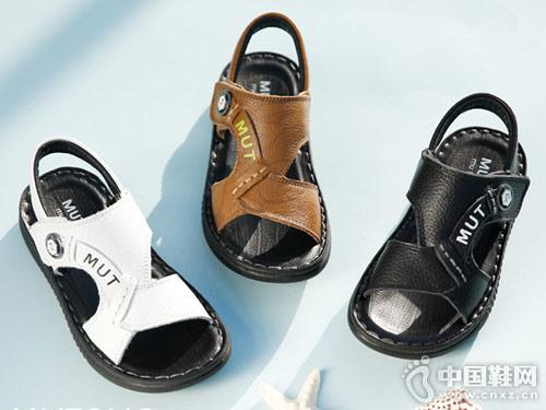 牧童童鞋2018新款男童凉鞋