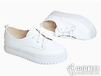 贝妃尼女鞋2018新款小白鞋