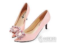 琪可朵女鞋2018新款时装单鞋