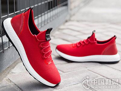 君步休闲男鞋2018新款运动鞋