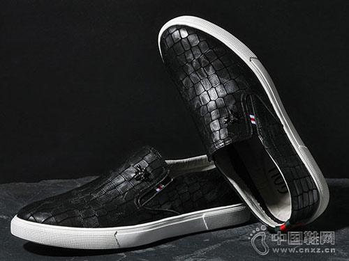 谷尔男鞋2018新款休闲鞋