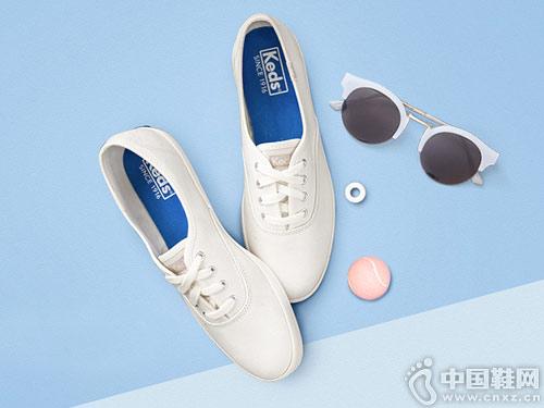 Keds休闲鞋2018新款小白鞋
