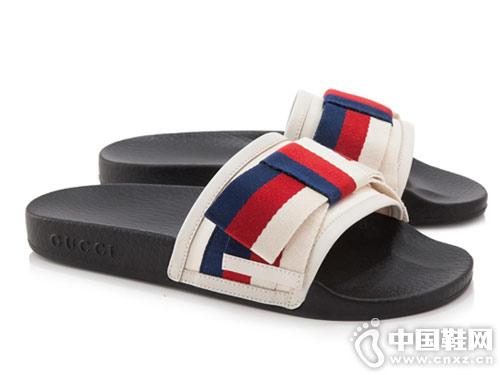 古驰GUCCI女鞋2018新款休闲凉鞋