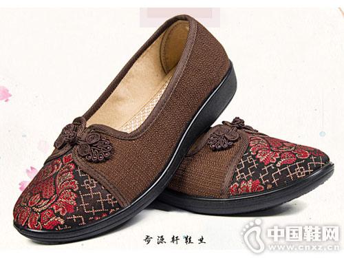 步源轩帆布鞋2018新款女鞋