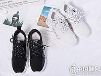 茉莉花女鞋2018新款运动鞋