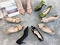 美丽角色女鞋2018新款高跟鞋