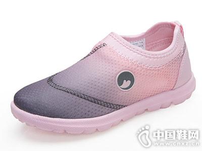 早晨童鞋2018新款镂空网鞋