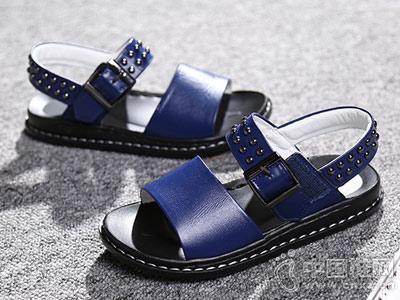 奈足童鞋2018新款涼鞋