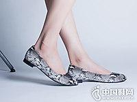 艾民儿女鞋2018新款平底单鞋
