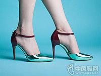 艾民儿女鞋2018新款中空单鞋