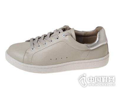 奥卡索女鞋2018新款小白鞋