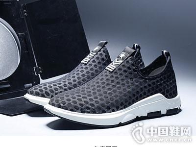 想川男鞋2018新款休闲运动鞋