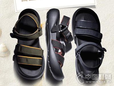 马尔杜克男鞋2018新款凉鞋