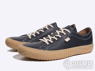 �R��杜克男鞋2018新款休�e皮鞋