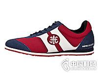 洛雅男鞋2018新款休闲鞋