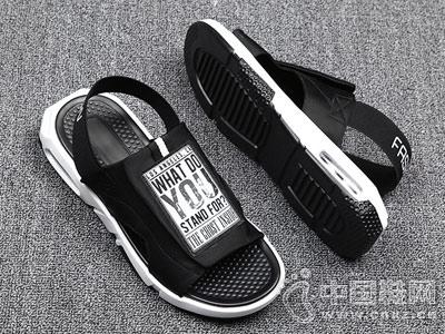 斯米尔男鞋2018新款休闲凉鞋
