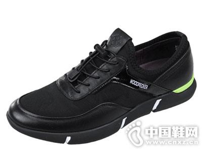 啄木鳥男鞋2018新款運動鞋