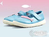 小蓝羊童鞋2018新款皮鞋