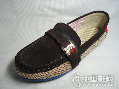 卡比菲童鞋新款男童单鞋