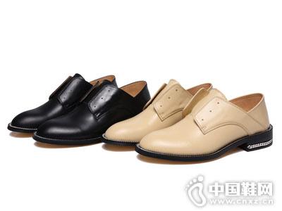 菲凯FEKKAI女鞋2018新款单鞋