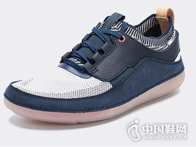Clarks其乐休闲鞋2018新款休闲鞋