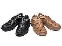 SKAP圣伽步包头凉鞋 颈纹皮沙滩休闲鞋