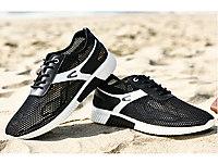 骆驼动感男鞋透气网鞋男夏季潮鞋