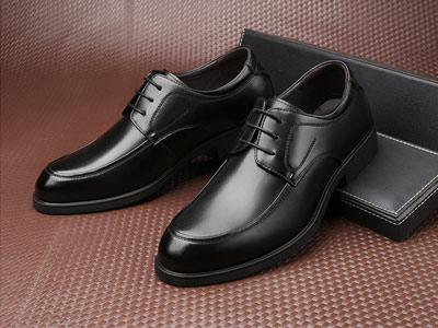 老爷车新款男鞋皮鞋