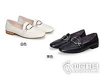 comely康莉2018秋新款深口乐福鞋