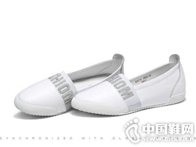 柯玛妮克内增高小白鞋2018新款