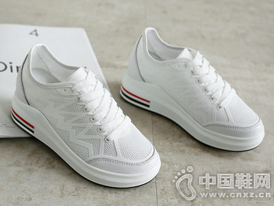 ZHR2018夏季新款韩版小白鞋平底网鞋